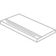 MARAZZI SISTEMB schodovka 30x60cm, base, grigio scuro