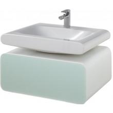 Nábytek skříňka pod umyvadlo Ideal Standard Moments 90x50,5x32cm bílý lesklý lak
