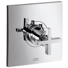 AXOR CITTERIO termostatická baterie Highflow pod omítku 59 l/min chrom 39716000