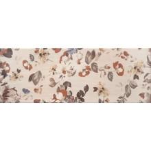 Dekor - decor Lumine 25x70cm květy-vícebarevná