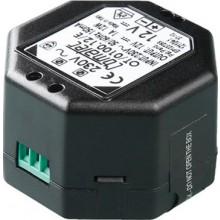 TECE PLANUS transformátor, pro elektroniku 230/12V, pro WC/pisoár, černá