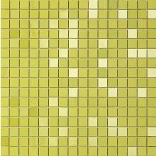 MARAZZI CONCRETA mozaika 32,5x32,5cm lepená na síťce, verde
