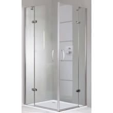 Zástěna sprchová dveře Huppe sklo Aura elegance Akce 1000x1900mm stříbrná lesklá/čiré AP