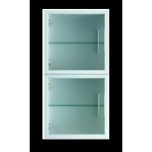 Nábytek skříňka Laufen Case levá 38x76x29,7 cm bílá
