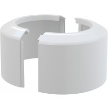CONCEPT WC rozeta 110mm velká, bílá