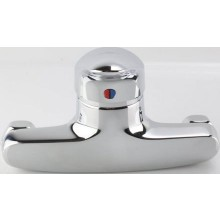 Baterie sprchová Ideal Standard nástěnná páková A 1707 AA  chrom
