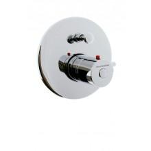 ROLTECHNIK ROUND THERMO sprchová baterie G1/2 podomítková, termostatická s přepínačem