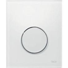 TECE LOOP ovládací tlačítko 100x120mm, na pisoár, včetně kartuše, bílá