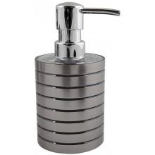 AWD INTERIOR LUNA dávkovač tekutého mýdla 300ml, nerez