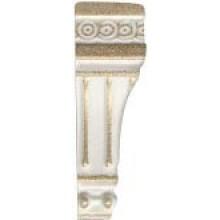 VILLEROY & BOCH LA DIVA listela-roh 2x7cm, pearl