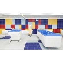 RAKO COLOR TWO mozaika 30x30cm, tmavě modrá