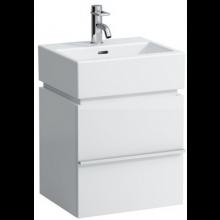 LAUFEN CASE skříňka pod umyvadlo 450x375x455mm 1 zásuvka, bílá 4.0111.1.075.463.1