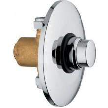 RAF sprchový podomítkový ventil chrom VC 0008/1