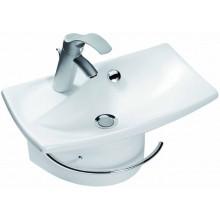 KOHLER ESCALE klasické umývátko 500x315mm s otvorem, white 19033W-00