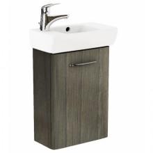 KOLO NOVA PRO koupelnová sestava umývátko 45cm a spodní skříňka, šedý jilm M39008000
