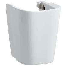 LAUFEN MODERNA PLUS kryt na sifon 290x275x340mm keramický, bílá 8.1954.4.000.000.1