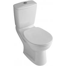 VILLEROY & BOCH OMNIA NOVO klozet kombi 355x720mm s hlubokým splachováním Bílá Alpin 6C590101