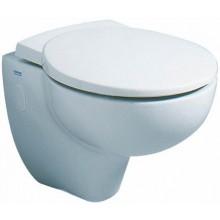 WC závěsné Keramag odpad vodorovný Joly 6l, 48 cm bílá
