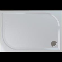 SANSWISS MARBLEMATE WMA vanička 1000x800x30mm, obdélník, bílá