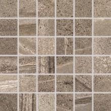 RAKO RANDOM mozaika 30x30cm, hnědá