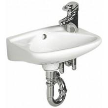 Umývátko klasické Kolo s otvorem Nova 37x28 cm bílá