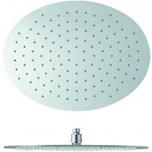 CRISTINA SANDWICH PLUS sprcha hlavová oválná Antikalk-system 40x30cm chrom LISPD01051