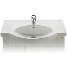 Umyvadlo nábytkové Roca - Clio 87,5 cm bílá