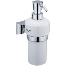 NIMCO PALLAS ATHÉNA dávkovač na tekuté mýdlo 197x152mm chrom/bílá PA 12031K-26