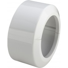 VIEGA 3821 rozeta DN100, plast, alpská bílá