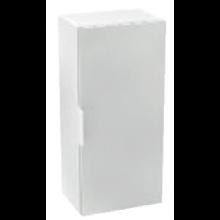 JIKA CUBE skříňka 345x250mm, střední, bílá/bílá
