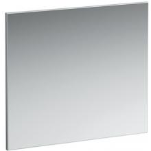 LAUFEN FRAME 25 zrcadlo 800x20x700mm bez osvětlením, hliník 4.4740.4.900.144.1