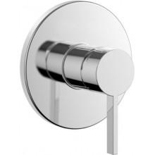 LAUFEN KARTELL BY LAUFEN sprchová baterie 139mm, podomítková, páková, vrchní díl, chrom