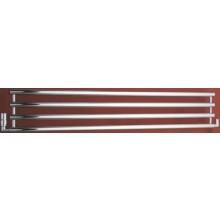 P.M.H. ROSENDAL RXLSS koupelnový radiátor 1500266mm, 350W, nerez