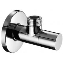 SCHELL STILE rohový ventil, regulační, chrom