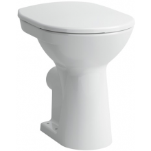 WC stacionární Laufen odpad vodorovný Pro 45 cm bílá