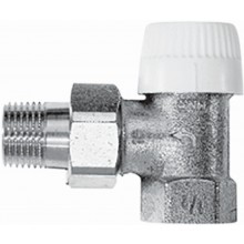 CONCEPT VPT71-03 ventil radiátorový termostatický 3/4 rohový s přednastavením