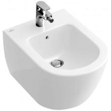 VILLEROY & BOCH SUBWAY 2.0 bidet 370x565mm s přepadem, Bílá Alpin 54000001