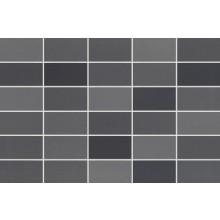 MARAZZI MINIMAL obklad 25x38cm negro mix, DS85