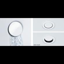 KALDEWEI napouštění vodopád 5975, s integrovaným přepadem, bílá 587570920001