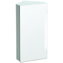 Nábytek zrcadlová skříňka Laufen Moderna Plus 70x37x29,6 cm bílá