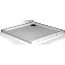 ROLTECHNIK FLAT KVADRO sprchová vanička 1000x1000x50mm čtvercová akrylátová, bílá