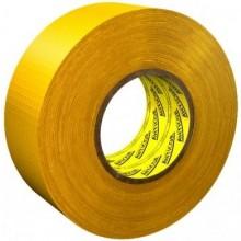 ANTICOR POLYTEX 118 páska 48mm, 9m plynotěsná, vodotěsná, voděodolná, žlutá
