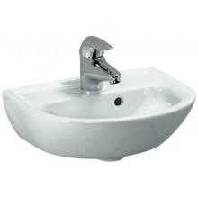 LAUFEN PRO umývátko 400x320mm s otvorem, bílá LCC 8.1595.1.400.104.1