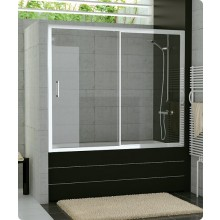 TOPB2: Vanové posuvné dveře s pevnou stěnou v rovině