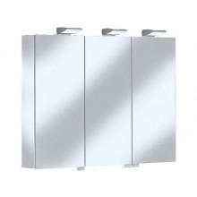 Nábytek zrcadlová skříňka Keuco Royal 35 1000x740x150mm elox