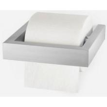 ZACK LINEA držák na toaletní papír 15x15cm, nerez ocel