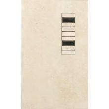 Dekor - inserto Piano natural 25x40cm béžová
