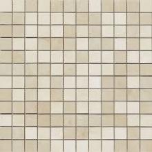 MARAZZI EVOLUTIONMARBLE mozaika 32,5x32,5cm lepená na síťce, golden cream