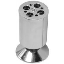 RAVAK MR BASE nožičky k nábytku 38x100-120mm univerzální, pár X000000170