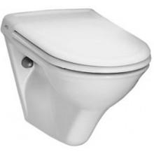 WC závěsné Laufen odpad vodorovný Vienna Comfort  bílá
